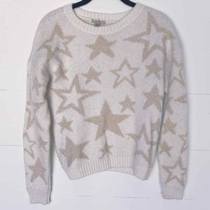 Urban Outfitters Star Sweater